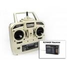 Futaba 4YFG SkySport 2.4GHz FHSS Radio System with R2104GF Receiver