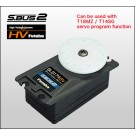 Futaba BLS174SV S.Bus2 Programmable High Voltage Servo