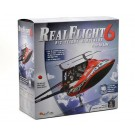 GREAT PLANES RealFlight 6.0 Flight Simulator with Transmitter