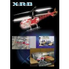 Hirobo 0301-901 XRB Electronic Helicopter (Wired)