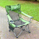 SINGAHOBBY Super Field Chair - Multi-Functional (Green)