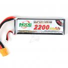 NXE 2-Cells 2200mAh 30C LiPo-XT60