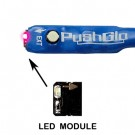 SwitchGlo PushGlo LED Module (Red)