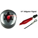 SwitchGlo Spare Alligator Pigtail