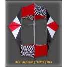 Premier RC Kites V Wing Red Lightning (With V707 Power Unit)