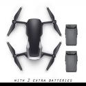 DJI Mavic Air with 2 Extra Batteries (Onyx Black)