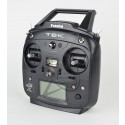 Futaba 6K 2.4GHz T-FHSS radio system with R3006SB receiver